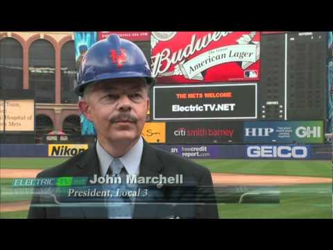 Citi Field Construction – New York Mets NECA/IBEW Team