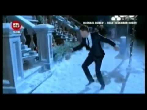 MICHAEL BUBLE'-Cold december night (VIDEO OFFICIAL+LYRICS)
