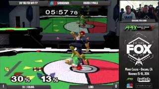 DYFWI – Lord (Falcon) vs Colbol (Fox)