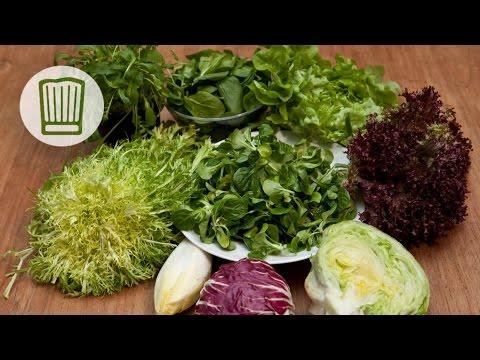 salat - Eine Vielzahl an Salat Rezepten finden Sie unter: http://www.chefkoch.de/rs/s0o8/Salat/Rezepte.html Salat ist gesund, vielseitig und lecker. In diesem Video ...