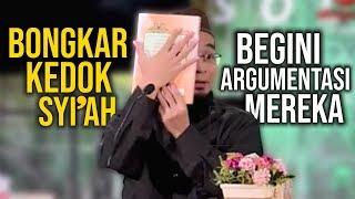 Video DEBAT SYI'AH. Membongkar Kedok Ajaran SYI'AH - Ustadz Adi Hidayat LC MA MP3, 3GP, MP4, WEBM, AVI, FLV Januari 2019