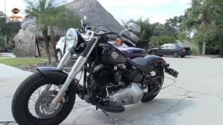 8. Used 2014 Harley Davidson FLS Softail Slim