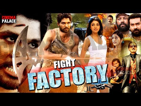 Fight Factory | Latest English Subtitle Action Hindi Movies | Dubbed Movies | HD |