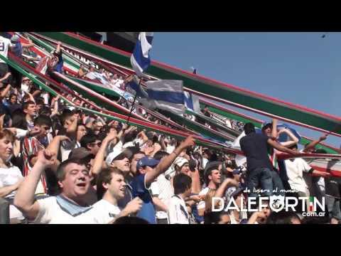 Apertura 2011 . Vélez vs San Lorenzo . Hinchada - La Pandilla de Liniers - Vélez Sarsfield