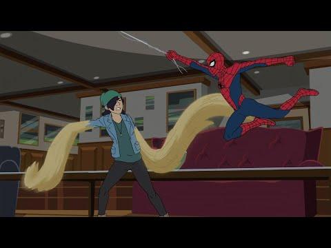 Marvel's Spider-Man 1.07 Clip
