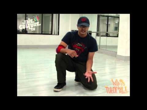 Rapid Tutorials – Footwork Techs (B-Boy Sid)