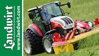 Steyr Kompakt | landwirt.com