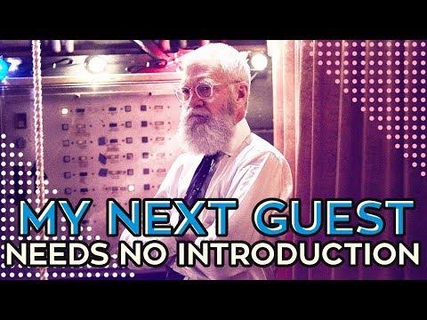 O Próximo Convidado Dispensa Apresentação com David Letterman (Original Netflix, 2018)