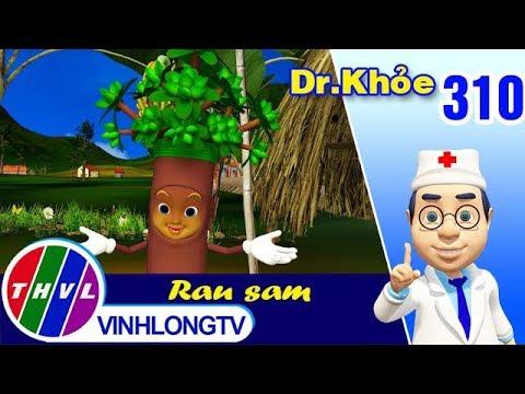THVL | Dr. Khỏe – Tập 310: Rau sam - Phần 2 - Thời lượng: 4 phút, 42 giây.