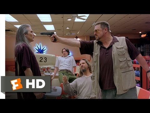 The Big Lebowski - You're Entering a World of Pain Scene (4/12)   Movieclips