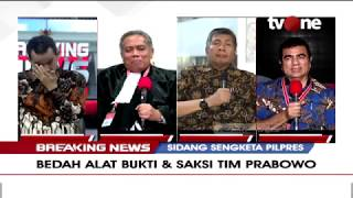Video Dialog: Bedah Alat Bukti & Saksi Tim Prabowo (19/6/2019) MP3, 3GP, MP4, WEBM, AVI, FLV Juni 2019