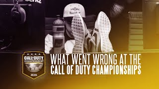 What Went Wrong @ the Call of Duty Championships