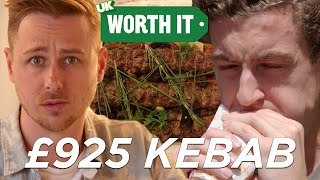 Video £5 Kebab Vs. £925 Kebab MP3, 3GP, MP4, WEBM, AVI, FLV September 2018