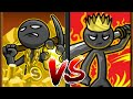 Miner AVATAR vs Insane MODE Tournament  Stick War Legacy waptubes