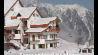 Auli India  City pictures : Auli Videos, Uttaranchal, India