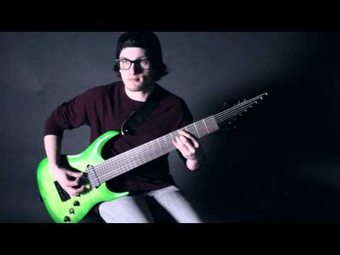 Galactic Pegasus - Invertebrate - Guitar & Bass Playthrough - Andrew Baena