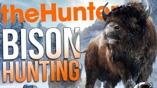 Nonton the Hunter Gameplay - Hunting Bison! - New Map Whiterime Ridge Film Subtitle Indonesia Streaming Movie Download