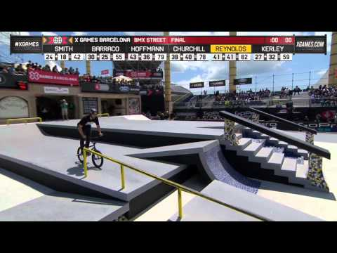 Garrett Reynolds BMX Street gold_Best extremsport videos of the week