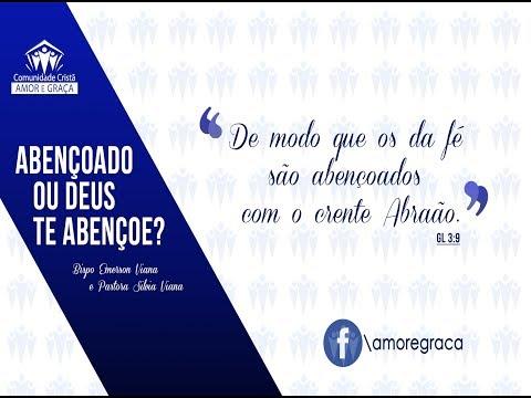 Abençoado ou Deus te abençoe? - Bispo Emerson e Pr