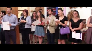 AGBU: Yerevan Summer Internship Program, 2014