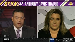 Video [BREAKING NEWS] New Orleans Pelicans Agree to Trade Anthony Davis to the Lakers | ESPN SC MP3, 3GP, MP4, WEBM, AVI, FLV Juni 2019