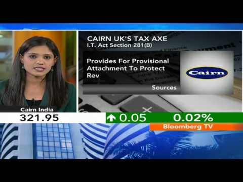 Market Pulse- I.T. Dept To Attach Cairn UK's Stake?