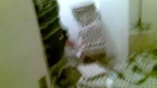 Video Upratovanie skušobne 1...
