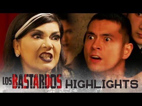 Isagani, tinutukan ng patalim ni Catalina | PHR Presents Los Bastardos (With Eng Subs)