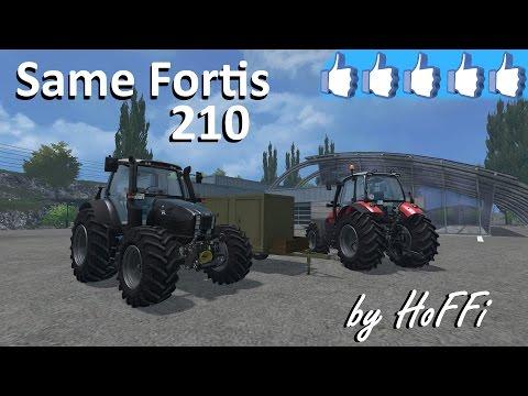 Same Fortis 210 HPE v1.0