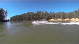 9. My 2013 Yamaha FX SHO Cruiser on the Murray River