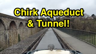 Chirk United Kingdom  city images : Chirk Aqueduct and Tunnel as seen from a Narrowboat!
