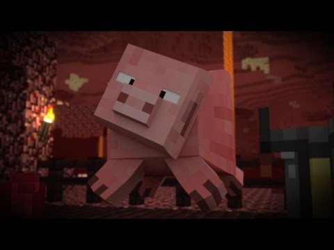 animation - Ever wondered how Ghasts are made? Unfortunately Steve finds out after an accident with a brewing stand... Rigs, assets, animation and editing (basically everything apart from the music) by...