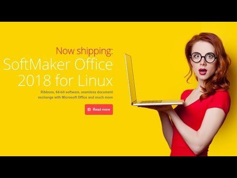 Softmaker Office 2018 - Released for Linux