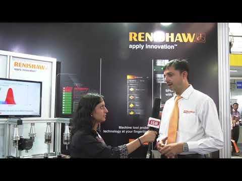 Renishaw dazzles with its smart manufacturing solutions