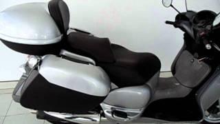 8. Aprilia Scarabeo 500 - SuperScooter.AVI