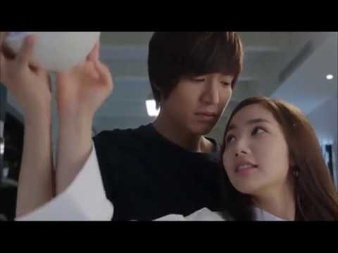 City Hunter Lee min ho and park min young  Episode Clip Cute 💗 (English Subtitle)