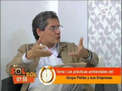 Entrevista al Director de Comunicación del Grupo Pellas, licenciado Ariel Granera - 05 de junio.