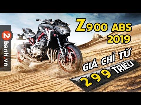 Đánh giá Kawasaki Z900 2019 - Giá chỉ từ 299 triệu đồng | 2banh.vn - Thời lượng: 15 phút.
