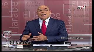 Marino Zapete: Politicos corruptos se burlan de los dominicanos