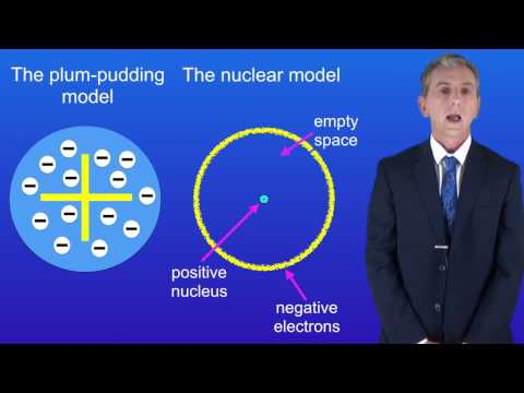 GCSE Science Chemistry (9-1) The Nuclear Model