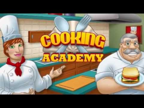 Cooking Academy For IPhone & IPad