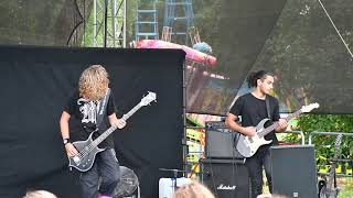 Video Marturos - Nameless live RockFest Rudno 2018