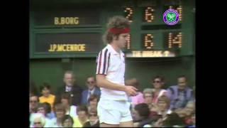 Borg v McEnroe Wimbledon Final 1980 by WIMBLEDON