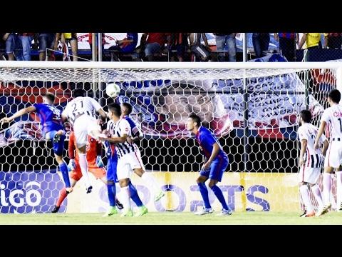 Goles de la fecha 3 - Torneo Apertura 2017