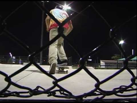 Jake Sanso Gardens Skatepark Part