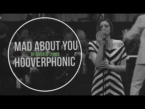 Mad about you - Hooverphonic  ( Lyrics )
