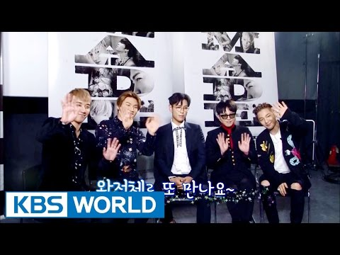 Big Bangs special Interview Entertainment Weekly  2016.07.04