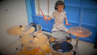 Video The Chainsmokers ft. Halsey - Closer (Drum Cover) download in MP3, 3GP, MP4, WEBM, AVI, FLV Februari 2017
