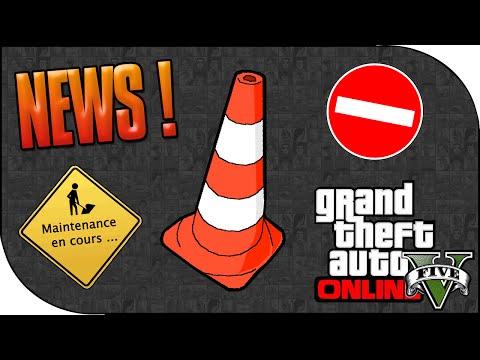 Info - MAINTENANCE DES SERVEURS ROCKSTAR ! 29/10/2014 - GTA5 ONLINE INFO 1.17 Rejoins la nouvelle chaîne communautaire entièrement dédiée à GTA5 !
