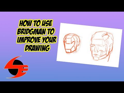 How To Use Bridgman To Improve Your Drawingluis Illustrated Blog